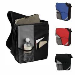 DMB09 Budget Messenger Bag,...