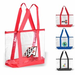 DTB07 Transparent Tote Bag,...