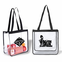 DTB12 Transparent Tote Bag,...