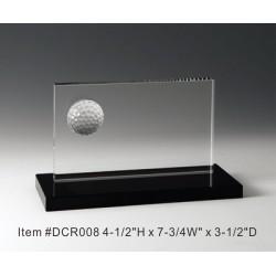 DCR008 Golf Panel Crystal...