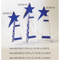 DCR018 Blue Star tower...