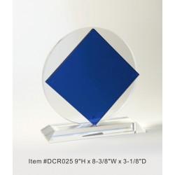 DCR025 Blue Summit Diamond...