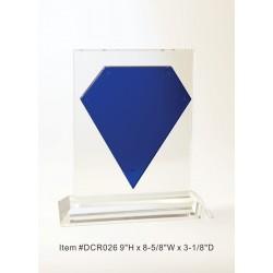DCR026 Blue Charming...