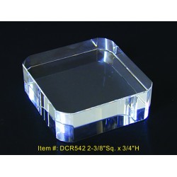 DCR542 Paperweight Crystal...
