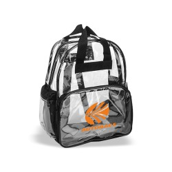 DBP54  CLEAR BACKPACK,...
