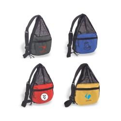 DBP64  Mesh Backpack, Promo...