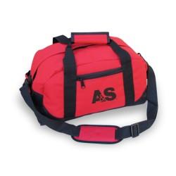 DDB47  Two Tone Duffle Bag,...