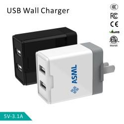 CC09  3.1A Dual Port USB...