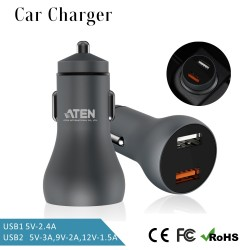 CC21  18W Quick Charge Dual...