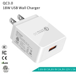 SCC06  18W Quick Charge 3.0...