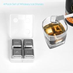 SIC01  4 PCS Whiskey Ice...