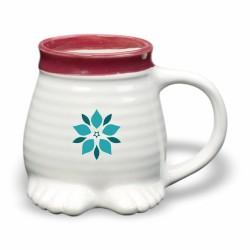 16 oz. Footsie Mug