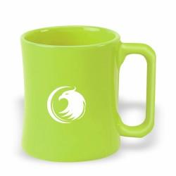 12 oz. Square Handle Diner Mug