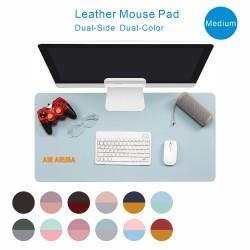 2 Sides Leather Office Desk...