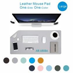 1 Side Leather Office Desk...