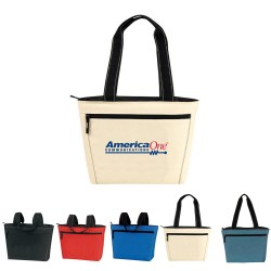 DCB18 Cooler Tote, Two Tone...
