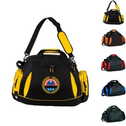 DDB15 Duffel Bag with Shoes...