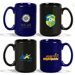 DM35 Coffee mug, 15 oz. El...