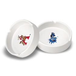 DA01  3 3/4″ White Ceramic...
