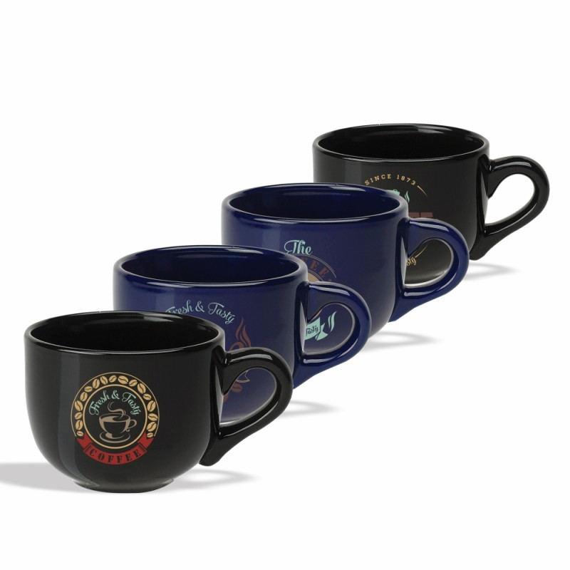 Dm16 Coffee Mug 16 Oz Soup Mug Ceramic Mug