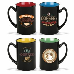 DM21 Coffee mug, 16 oz. Two...