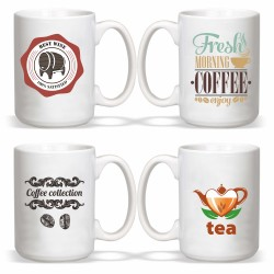 DM40 Coffee mug, 15 oz. El...