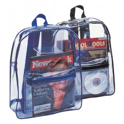 DBP36 CLEAR BACKPACK,...