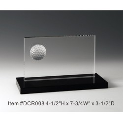 DCR008 Golf Panel Crystal...