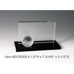 DCR009 Golf Panel Crystal...
