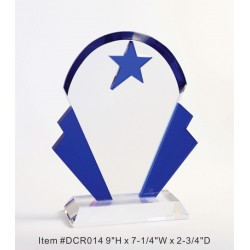 DCR014 Blue Star Crown...