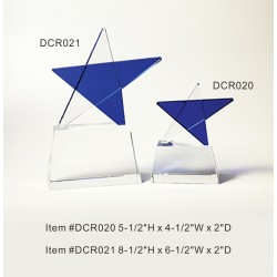 DCR021 Blue Star Award...