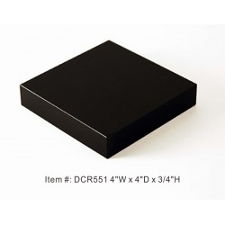 DCR551 Black Crystal Base...
