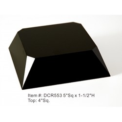 DCR553 Black Crystal Base...