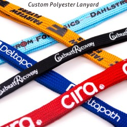 LY09 Custom Tube Lanyards,...