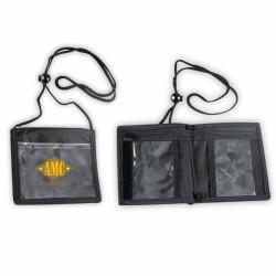 DNW11  Bi-Fold Neck Wallet,...
