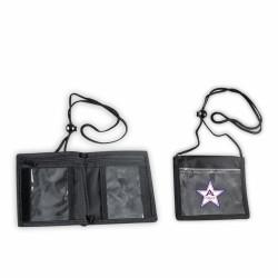 DNW15  Bi-Fold Neck Wallet,...