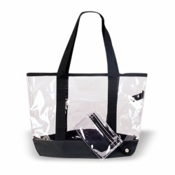DTB106  Clear Tote Bag,...