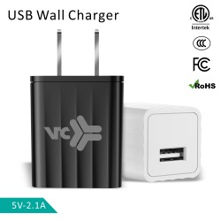 CC04  Dual Port USB Wall...