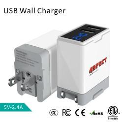 SCC08  2.4A Dual Port USB...