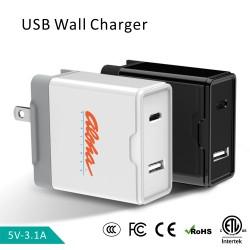 SCC10  4.8A Dual Port USB C...
