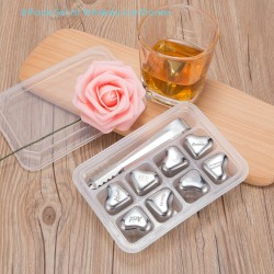 SIC10  8 PCS Whiskey Ice...