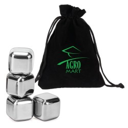 DIC03  4 Pack Stainless...