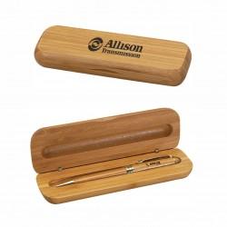 DGS06  Bamboo Case w/Pen...