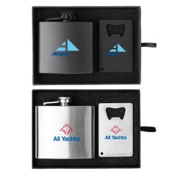 DGS33  Crafter 5 oz. Flask...