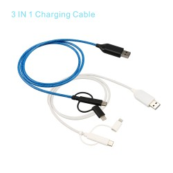 CB17 3 in 1 Charging Cable...