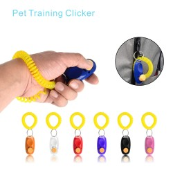 Pet Dog Training Clicker...