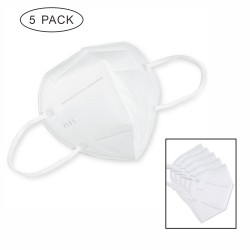 5 PACK KN95 RESPIRATORY...