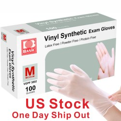 US Stock! Vinyl Synthetic...